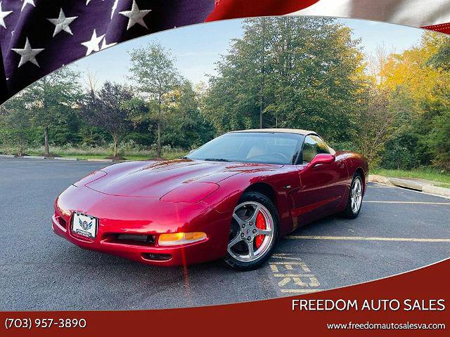 2004 Chevrolet Corvette 2dr Convertible for sale in Chantilly, VA