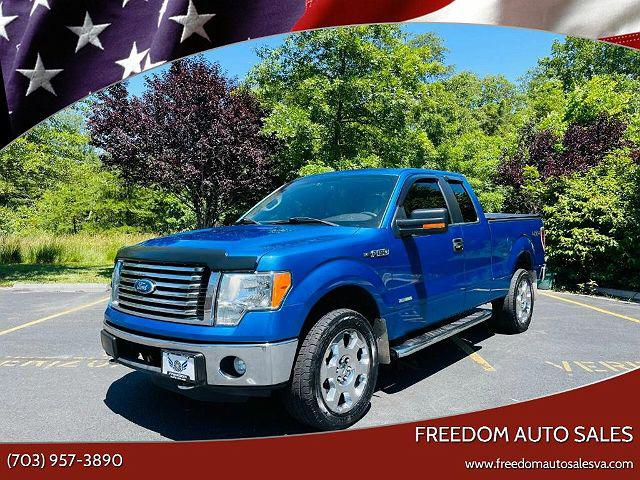 2011 Ford F-150 XLT for sale in Chantilly, VA