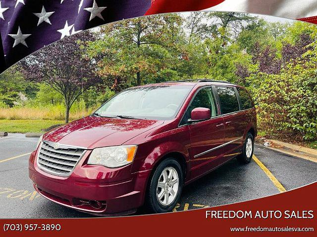 2009 Chrysler Town & Country Touring for sale in Chantilly, VA