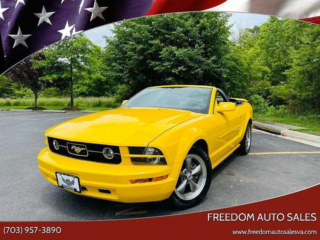 2006 Ford Mustang Standard/Deluxe/Premium for sale in Chantilly, VA