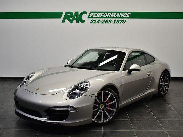 2012 Porsche 911 991 Carrera S for sale in Carrollton, TX