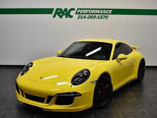 2015 Porsche 911 Carrera for sale in Carrollton, TX