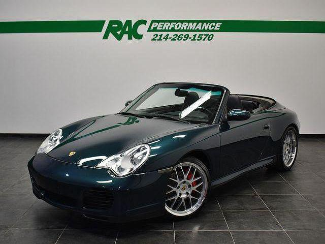 2004 Porsche 911 Carrera for sale in Carrollton, TX
