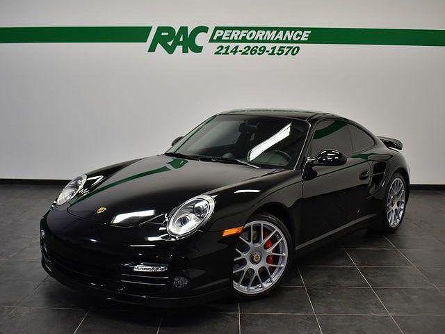 2010 Porsche 911 Turbo for sale in Carrollton, TX