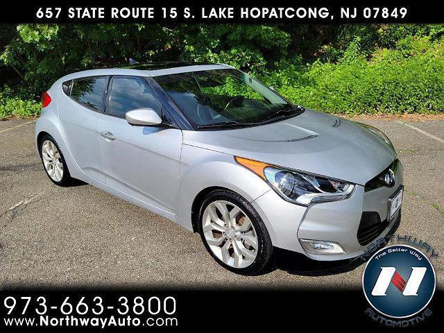 2015 Hyundai Veloster 3dr Cpe Auto for sale in Jefferson Township, NJ