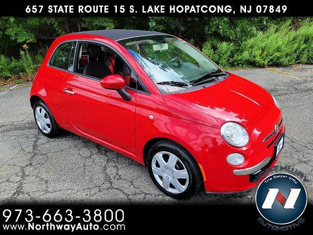 2012 Fiat 500 Pop for sale in Jefferson Township, NJ