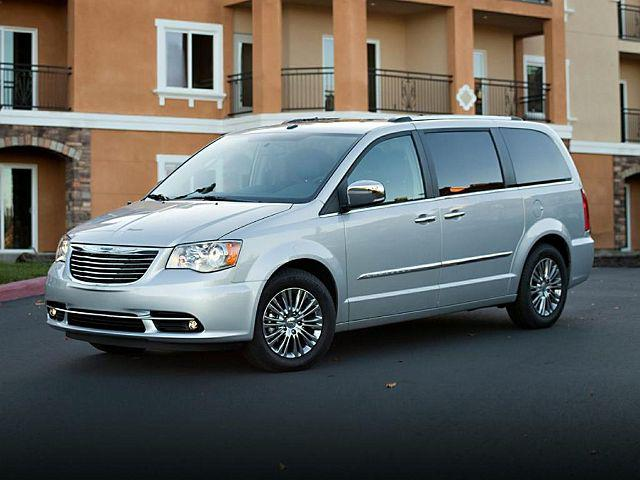 2016 Chrysler Town & Country Touring for sale in Frederick, MD
