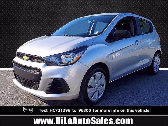 2017 Chevrolet Spark LS for sale in Frederick, MD