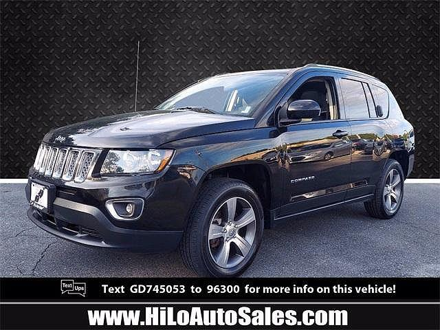 2016 Jeep Compass High Altitude Edition for sale in Frederick, MD