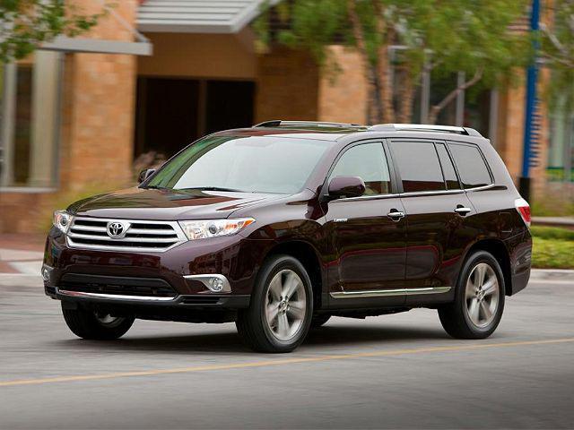 2013 Toyota Highlander Base for sale in Frederick, MD