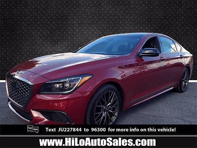 2018 Genesis G80 3.3T Sport for sale in Frederick, MD