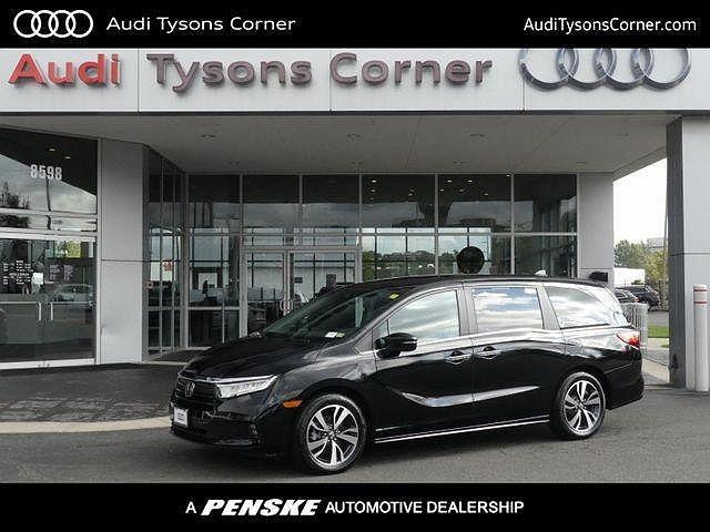 2021 Honda Odyssey Touring for sale in Vienna, VA