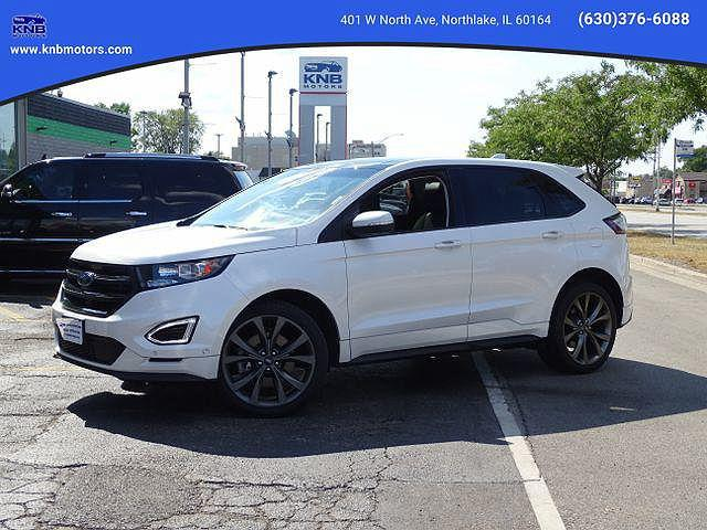 2017 Ford Edge Sport for sale in Northlake, IL