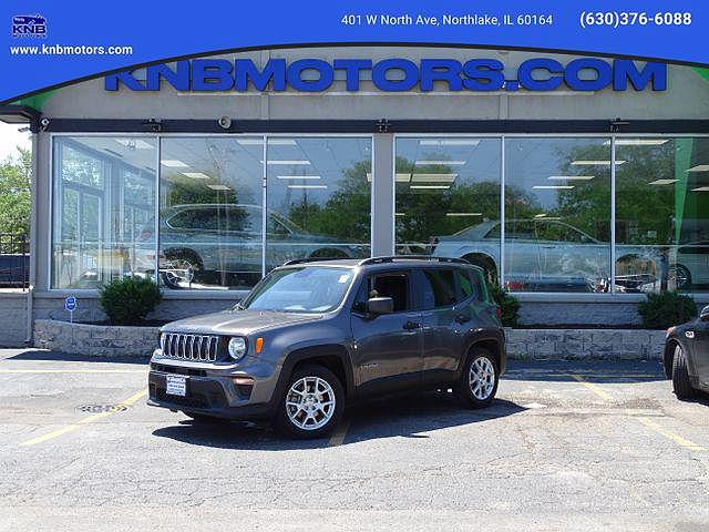 2020 Jeep Renegade Sport for sale in Northlake, IL