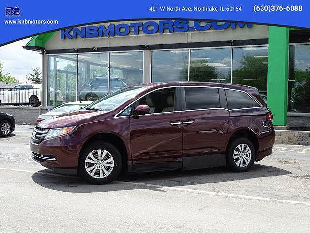 2014 Honda Odyssey EX-L for sale in Northlake, IL
