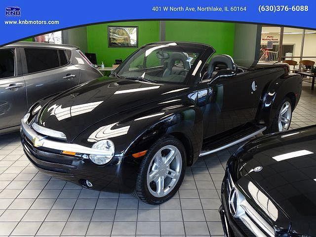 2003 Chevrolet SSR LS for sale in Northlake, IL