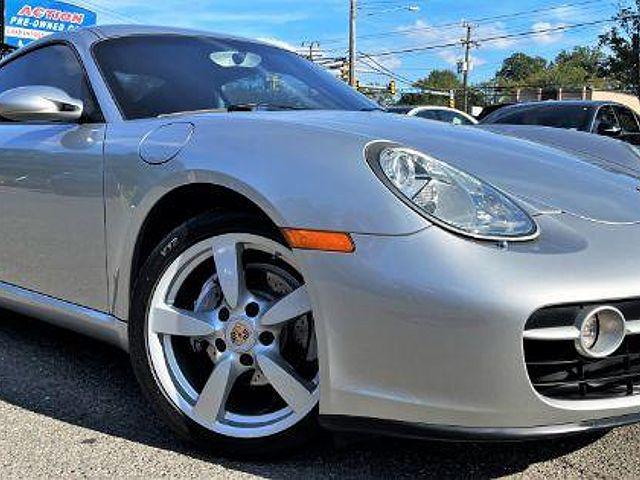2008 Porsche Cayman 2dr Cpe for sale in Alexandria, VA