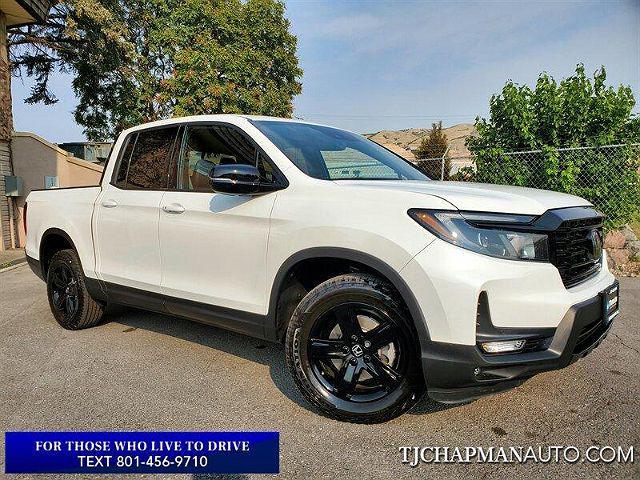 2021 Honda Ridgeline Black Edition for sale in Salt Lake City, UT