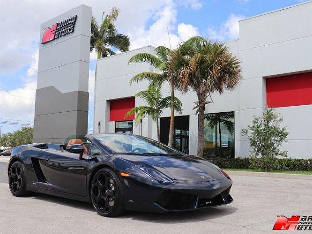 2013 Lamborghini Gallardo 2dr Conv LP560-4 for sale in West Palm Beach, FL