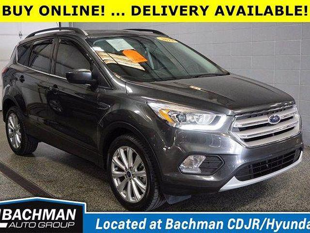 2019 Ford Escape SEL for sale in Jeff, IN