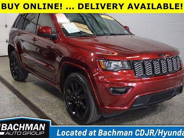 2018 Jeep Grand Cherokee Altitude for sale in Jeff, IN