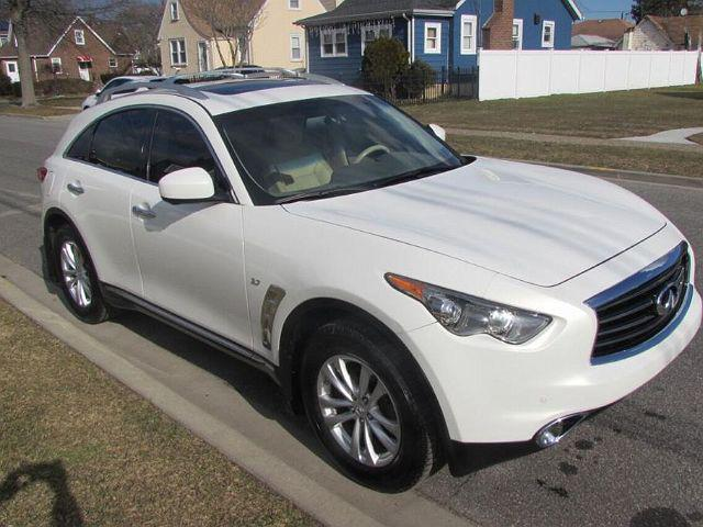 2014 INFINITI QX70 AWD 4dr for sale in Uniondale, NY