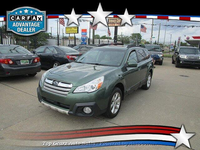 2013 Subaru Outback 2.5i Limited for sale in Detroit, MI