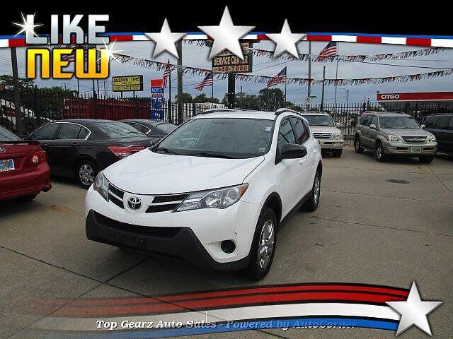 2013 Toyota RAV4 LE for sale in Detroit, MI