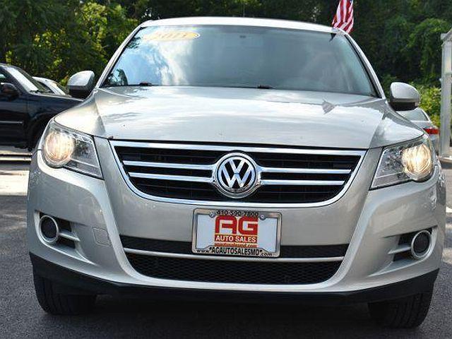 2011 Volkswagen Tiguan S 4Motion for sale in Glen Burnie, MD