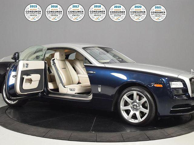 2015 Rolls-Royce Wraith 2dr Coupe for sale in Glendale Heights, IL
