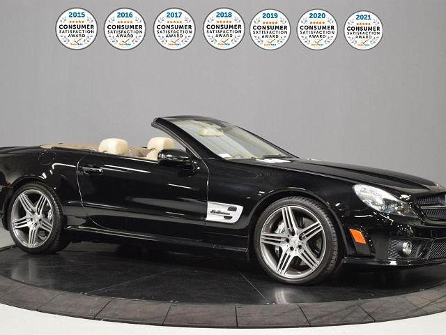 2009 Mercedes-Benz SL-Class AMG for sale in Glendale Heights, IL