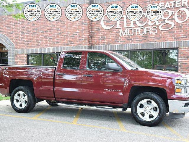 2014 Chevrolet Silverado 1500 LT for sale in Glendale Heights, IL