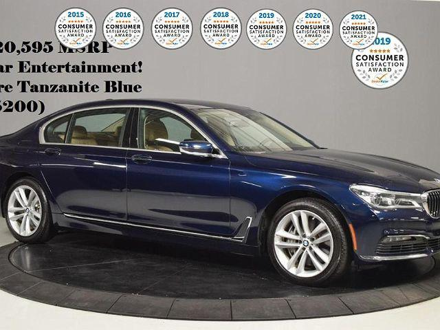 2018 BMW 7 Series 750i xDrive for sale in Glendale Heights, IL