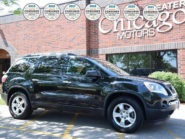 2012 GMC Acadia SL for sale in Glendale Heights, IL