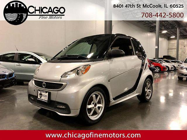 2015 smart fortwo Passion for sale in McCook, IL