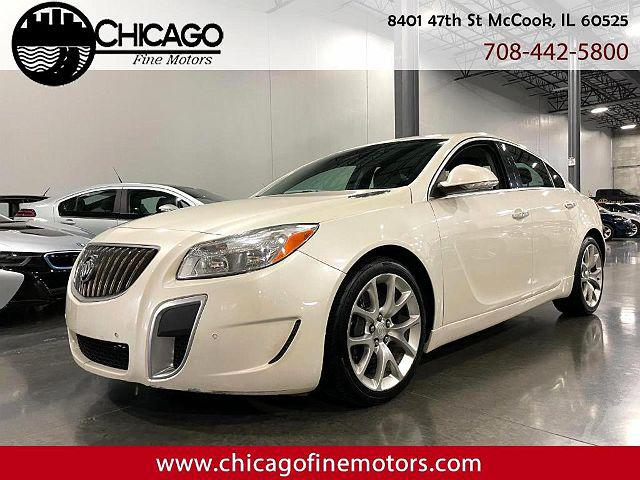 2012 Buick Regal GS for sale in McCook, IL