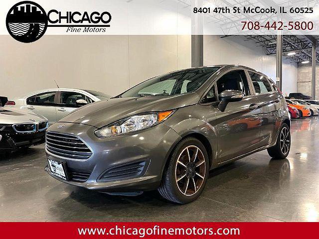 2015 Ford Fiesta SE for sale in McCook, IL