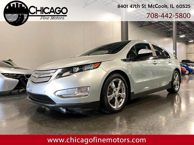 2012 Chevrolet Volt 5dr HB for sale in McCook, IL