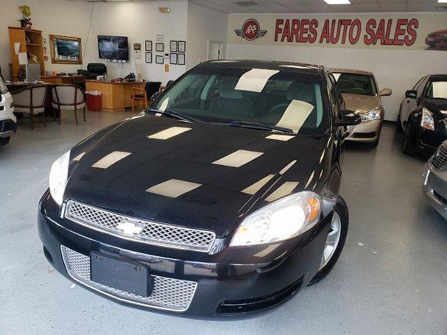2012 Chevrolet Impala LS Fleet for sale in Arlington, TX