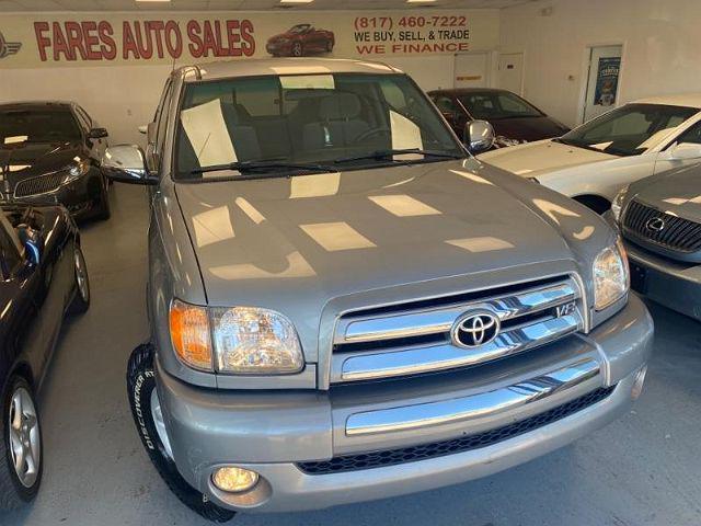 2003 Toyota Tundra SR5 for sale in Arlington, TX