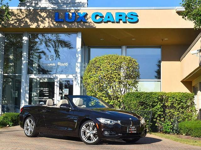 2016 BMW 4 Series 435i xDrive for sale in Buffalo Grove, IL