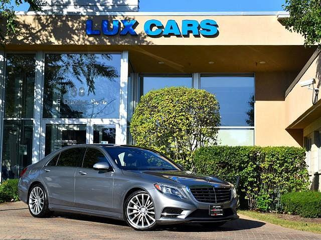 2015 Mercedes-Benz S-Class S 550 for sale in Buffalo Grove, IL