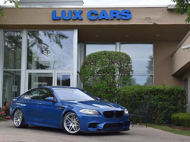 2013 BMW M5 4dr Sdn for sale in Buffalo Grove, IL