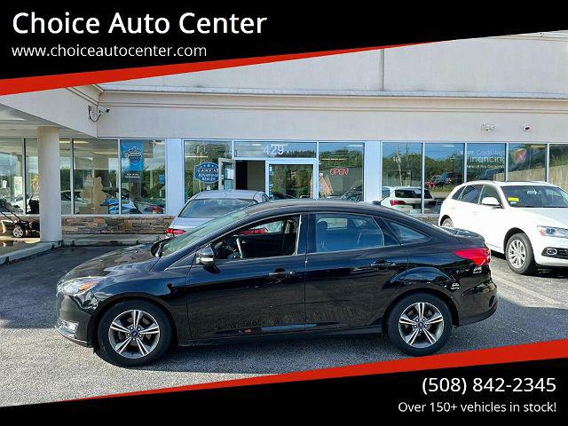 2017 Ford Focus SE for sale in Shrewsbury, MA