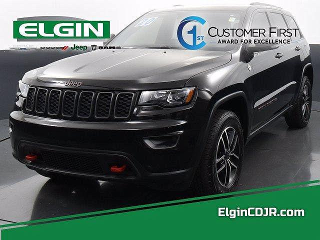 2020 Jeep Grand Cherokee Trailhawk for sale in Streamwood, IL