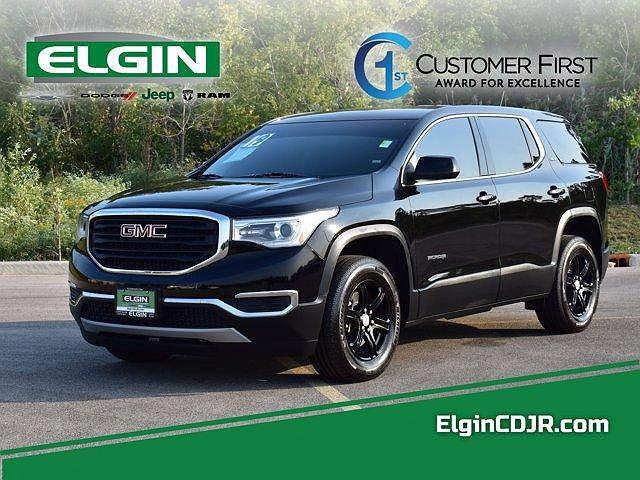2019 GMC Acadia SLE for sale in Streamwood, IL