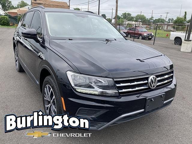 2019 Volkswagen Tiguan SE for sale in Burlington, NJ