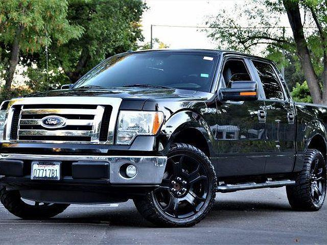 2011 Ford F-150 XLT for sale in Los Angeles, CA