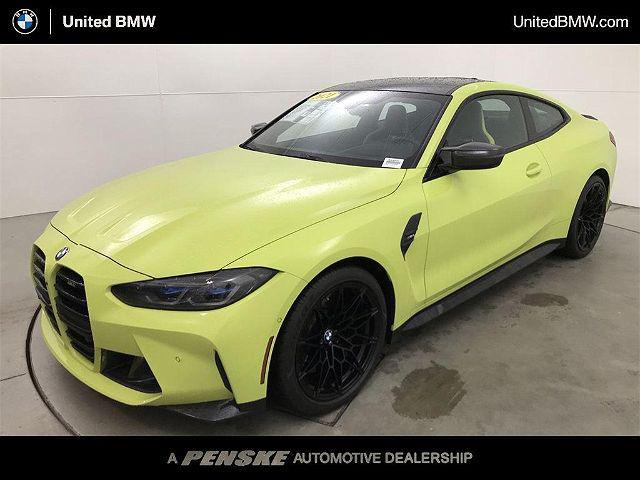 2021 BMW M4 Coupe for sale in Alpharetta, GA