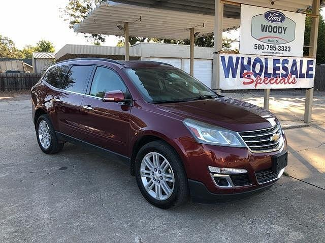 2015 Chevrolet Traverse LT for sale in Madill, OK